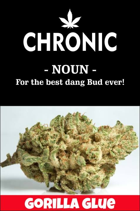 weed-memes-the-chronic-beaver-chronic-gorilla-glue-strain
