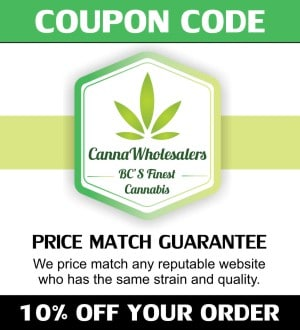 CannaWholesalers wholesale dispensary Canada coupon code - The
