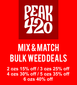 15% off coupon code: 420new