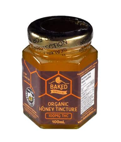 Organic-Honey-Tincture-buy-edibles-online-blue-plus-yellow