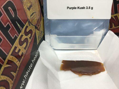 haute-health-dispensary-$15-shatter-reviews-purple-kush