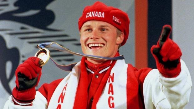 Ross Rebagliati Nagano Olympics-1998