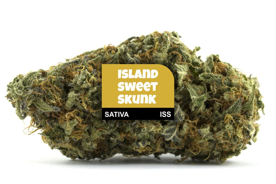 Island Sweet Skunk Cannabis Strain Profile with Ratings & Reviews
