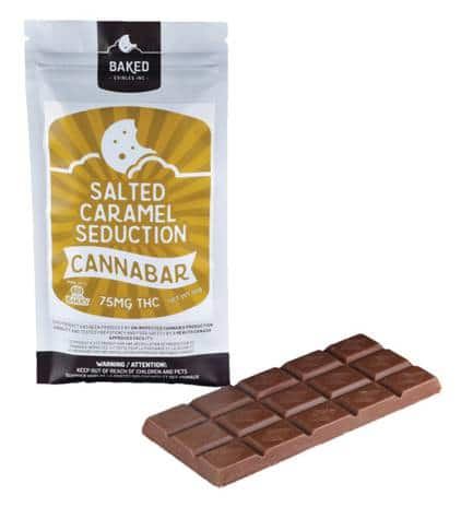 salted-caramel-chocolate-buy-edibles-online-Blue-plus-Yellow