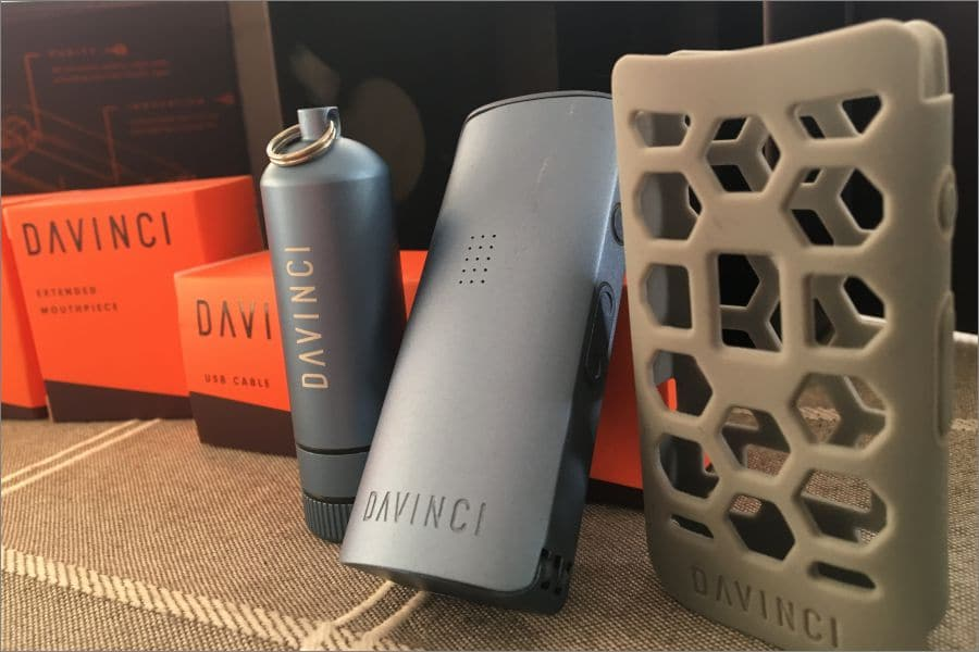 DaVinci MIQRO Review Canada – The Best Portable Vape 2019