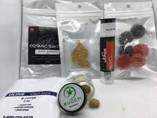 budem-dispensary-review-concentrates-vape-pen-edibles