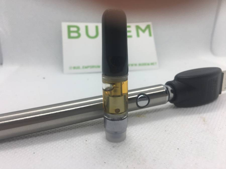 Budem Dispensary Review - Vape Pen Cartridge