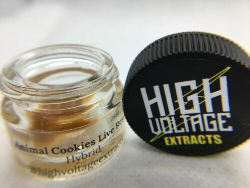 High Voltage Extracts Live Resin Review