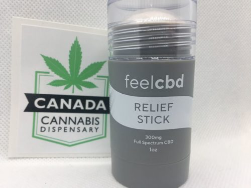canada-cannabis-dispensary-feelcbd-relief-stick-review