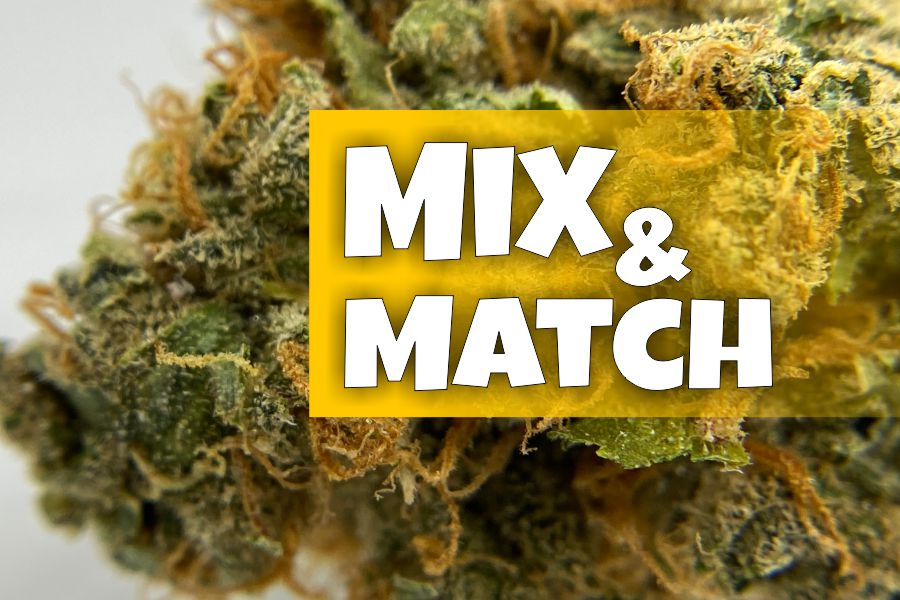 Mix and Match Weed Canada Guide