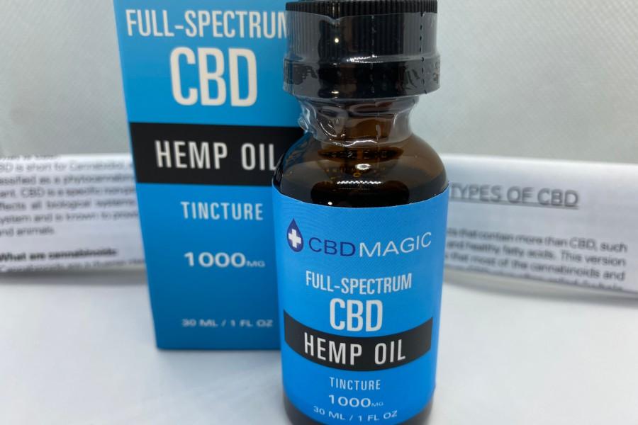 Full Spectrum CBD Oil Canada Review – CBD Magic