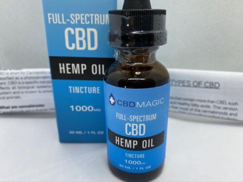full-spectrum-cbd-oil-canada-review-cbd-magic-unboxing