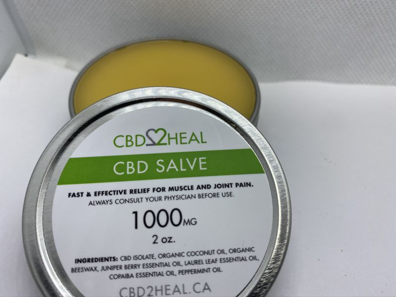 CBD2Heal Salve Review